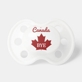 Übersiedlung nach Kanada Schnuller