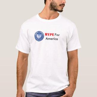 Übertreibung für Amerika v2 T-Shirt
