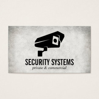 Überwachungskamera (Veränderung) Visitenkarte