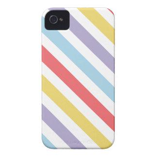Überwundene Streifen iPhone 4 Case-Mate Hüllen