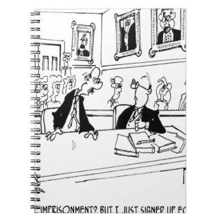 Übungs-Cartoon 5311 Notizblock
