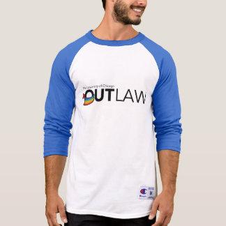 UChicago Geächteter - helles Shirt, farbenreich T-Shirt