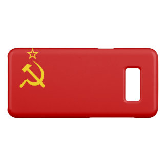 UDSSR-Flagge Case-Mate Samsung Galaxy S8 Hülle
