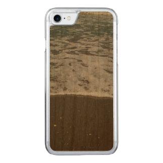 Ufer-Seeschaum-Kasten Carved iPhone 8/7 Hülle