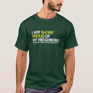 "UFER STOLZES ""stolzes auf"" T-Stück T-Shirt"