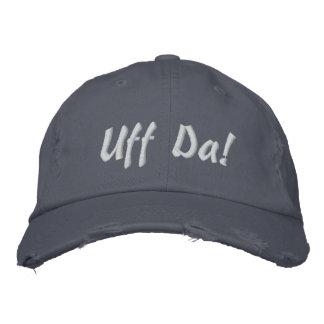Uff DA Bestickte Mütze