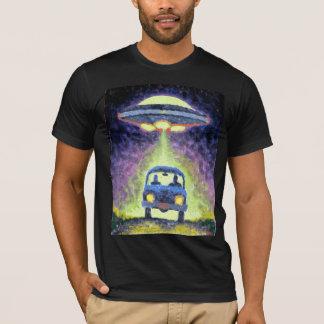 UFO-Abduktions-T-Shirt T-Shirt