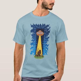 UFO - Alte Außerirdische T-Shirt