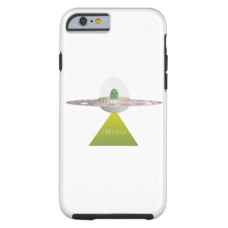 UFO I GLAUBEN TOUGH iPhone 6 HÜLLE