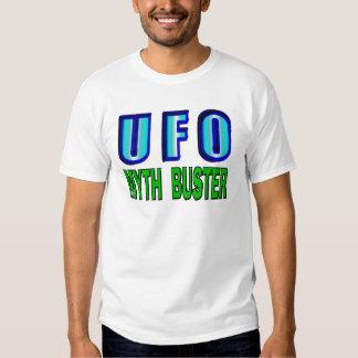 UFO-Mythos-Kerl T-Shirts