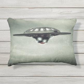 UFO-Schmutz-Akzent-Kissen im Freien Kissen Für Draußen