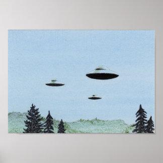 UFO-Trio Poster