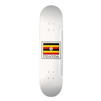 Uganda Skateboard Deck