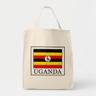 Uganda Tragetasche