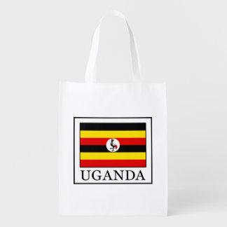 Uganda Wiederverwendbare Einkaufstasche
