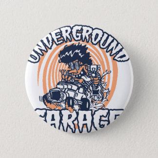UGCarorange1000 Runder Button 5,1 Cm
