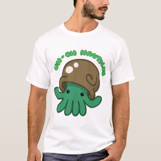 Uh-oh Nautilus T-Shirt
