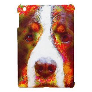 """""""UHR"""" - Bernese Gebirgshund iPad Mini Hülle"""