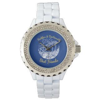 Uhr bester Freunde Halifaxes Dartmouth N.S.