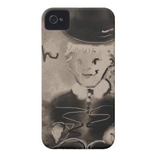 Uhr Case-Mate iPhone 4 Hülle