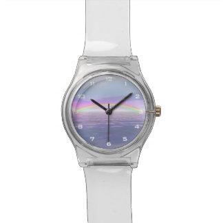 Uhr des Regenbogen-Horizont-May28th