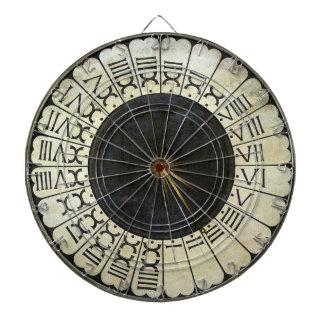 Uhr im Duomo durch Paolo Uccello Dartscheibe