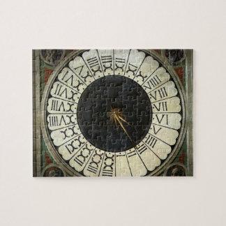 Uhr im Duomo durch Paolo Uccello Puzzle
