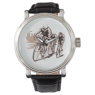 "Uhr ""Racing Cyclist"""