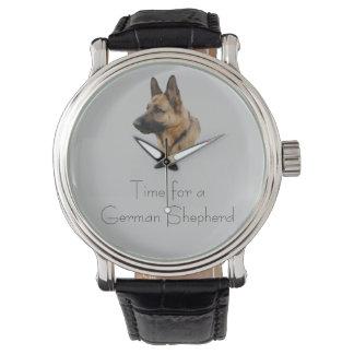 """Uhr """"Schäferhund"""""""