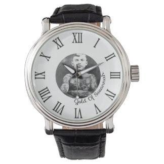 Uhr Vintage Gold Of Savannah II