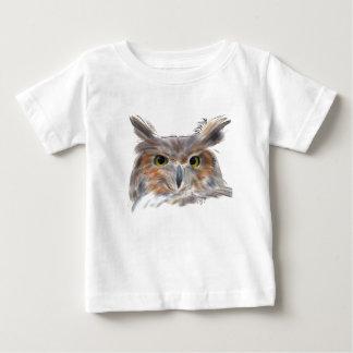 Uhu - .Eagle Owl Baby T-shirt