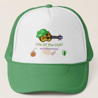 Uke der Iren! Truckerkappe