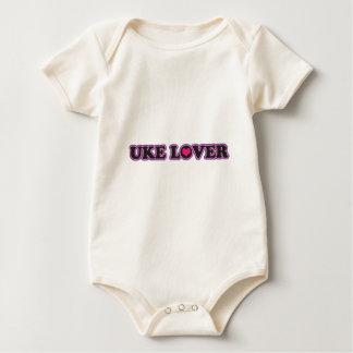 Uke Liebhaber Baby Strampler