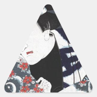 ukiyo-e Samurais Stickers