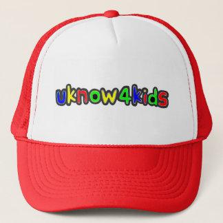 UKnow4Kids Truckerkappe