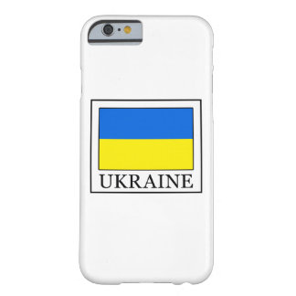 Ukraine Barely There iPhone 6 Hülle