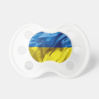 Ukraine-Flagge Schnuller
