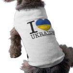 Ukraine Hundekleidung