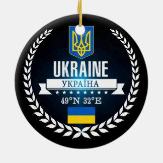 Ukraine Keramik Ornament