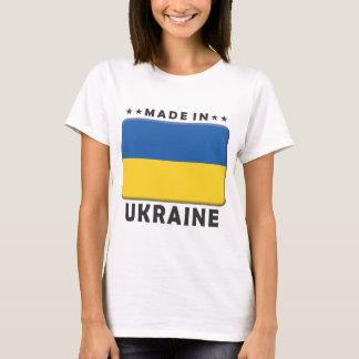 Ukraine machte T-Shirt