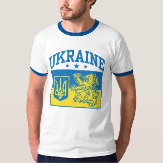 Ukraine-Wappen Hemden