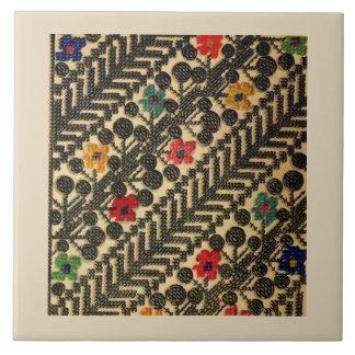 Ukrainer Vyshyvanka Stickerei Keramikfliese