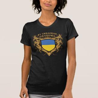 Ukrainische Großmutter der Nr.-eine T-Shirt