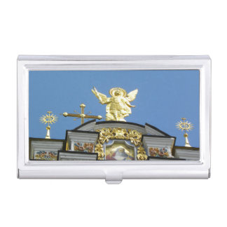 Ukrainische Kirche Visitenkarten-Behälter
