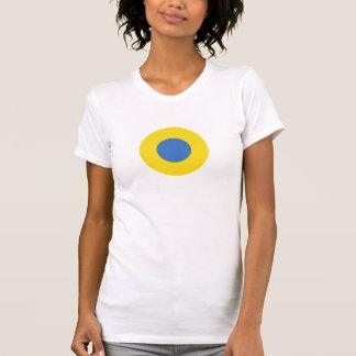 Ukrainische Luftwaffe Roundel T-Shirt