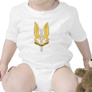 UKSF spezielle Fluglinienverkehre - Baby Strampler
