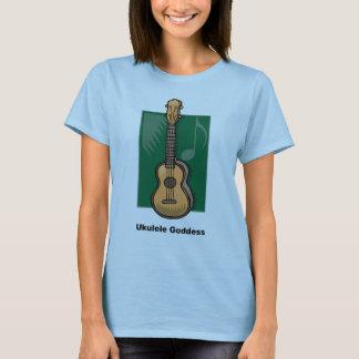 Ukulele-Göttin T-Shirt