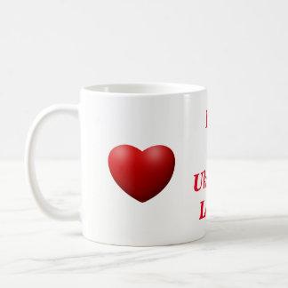Ukulele-Liebhaber-Tasse Kaffeetasse