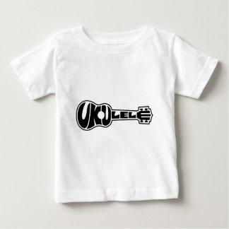 Ukulele-Logo Baby T-shirt