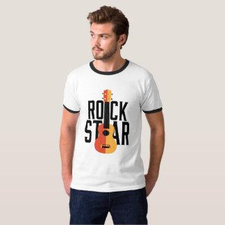 Ukulele-Rockstar T-Shirt